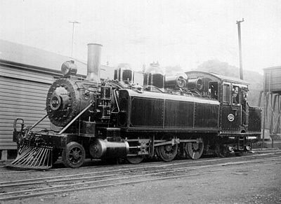 Wd 324, Dunedin, sister to Wd 356